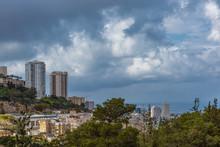 Haifa, Israel, The City Before...