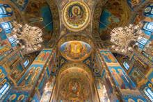 Interior Of Church Of The Savi...
