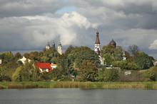 Panoramic View  Of Wlodawa. Poland