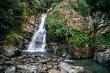 La Mina Falls In El Yunque Nat...