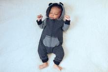 Baby In Hoodie