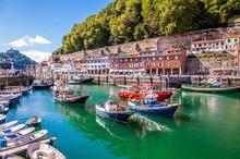 Fishing Port Of Donostia-San S...