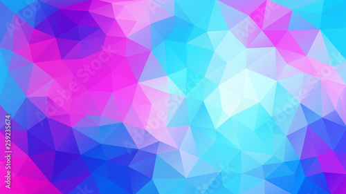 Cool triangle geometric gradients. Minimalistic Covers design.