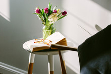 Spring Flowers, Book, Spectacl...