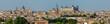 Europe, Spain, Toledo panorama