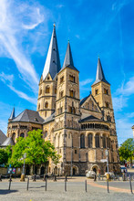 Cathedral In Bonn, Germany