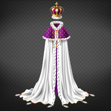 Royal Ceremonial Garment Reali...