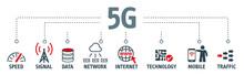 5G Technology Vector Illustration Concept