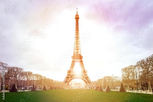 Eifelturm Paryż, Francja