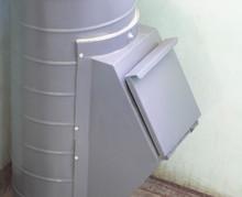 Garbage Chute In Apartment Building Garbage Disposal