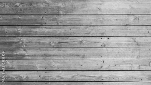 Fotografering White or gray wood wall texture with natural patterns background