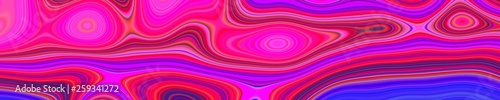 Psychedelic web abstract pattern and hypnotic background,  art header Wallpaper Mural
