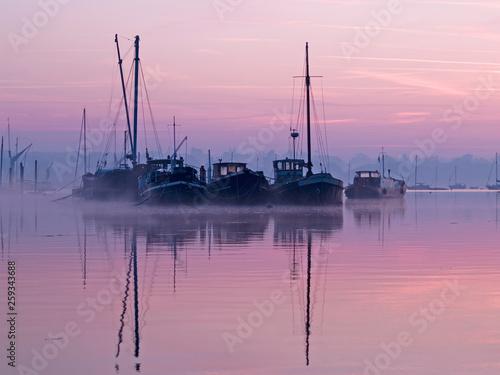 Fotografía Sailing Barges