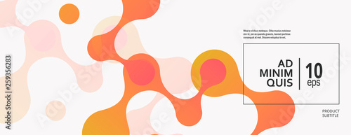 Abstract background with connecting dots and lines Tableau sur Toile