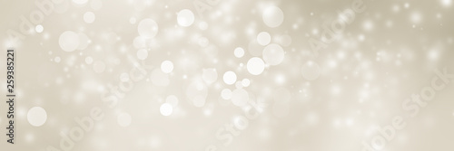 Photo  light brown snow blurred abstract background