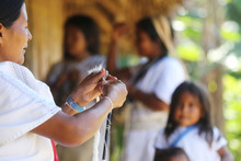 Indigenas Arhuacos-colombia