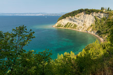 Nature And Adriatic Sea In Str...