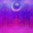 Leinwanddruck Bild - Ramadan Kareem Design
