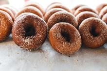Apple Cider Doughtnuts
