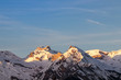 Alpes nevados