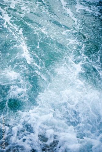 Foto auf Gartenposter Wasser Waves