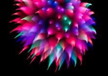 Fogos De Artificio Com Técnic...