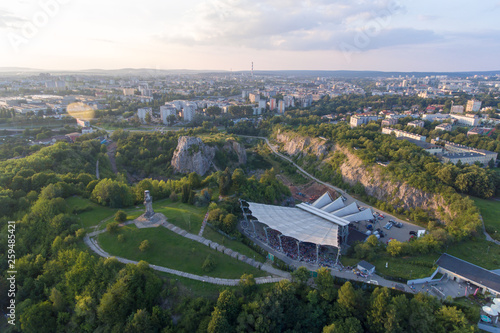 Carta da parati Poland, Kadzielnia Amphitheater in Kielce