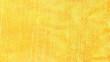 Der gelb bemalter Hintergrund