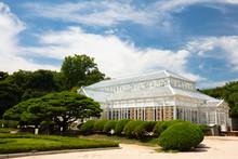 Changgyeonggung Palace Greenho...