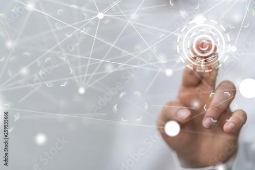 Stickers pour porte Pierre, Sable Technologie