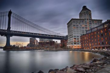 Brooklyn Bridge Park.