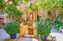The Garden Of Cassa Rocca Pico...