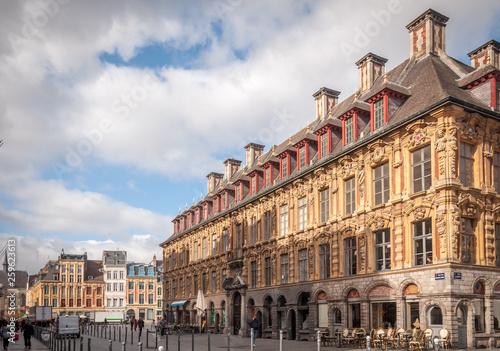 Fototapeta Centre-ville de Lille