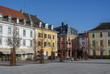 Huningue is a nice french city