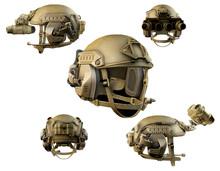 Military  Helmet  Armor Fast MT