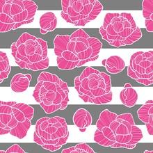 Stitching Seamless Pattern Wit...