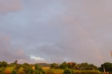 Evening Sky After Rain