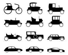 Evolution Of Car