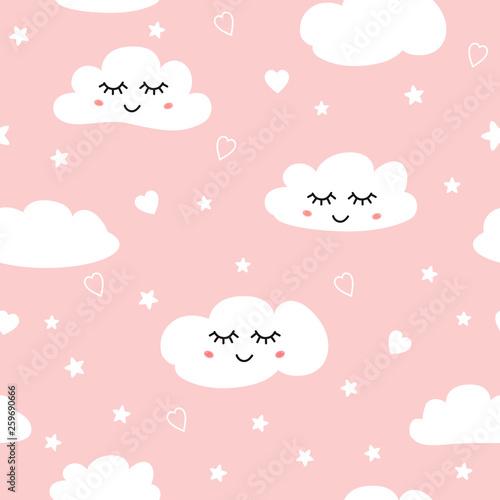 slodki-rozowy-wzor-bez-szwu-bialy-spiaca-kolekcja-tlo-chmury-baby-girl-ornament-template-vector