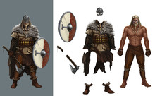 Dress Up Games Viking Round Sh...