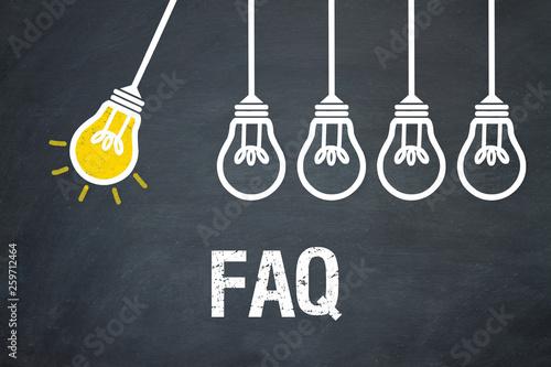 Foto auf Leinwand Indien FAQ