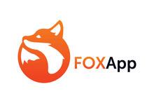 Fire Fox Logo Design
