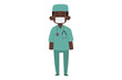 Hospital And Health Character