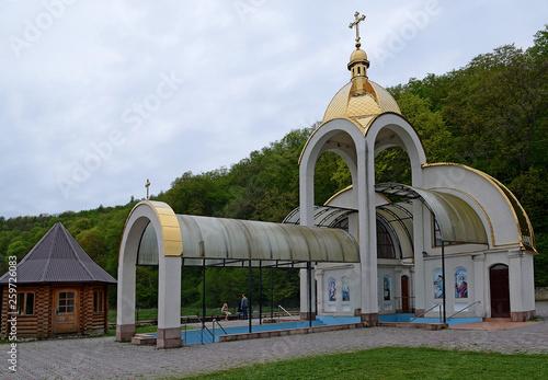 Zarvanytsia Spiritual Center - the World Mariiskaya Vacation Center, one of the Canvas Print
