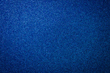 Metallic Glitter Blue Backgrou...