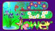 壁紙16X9(日本の花flower01)