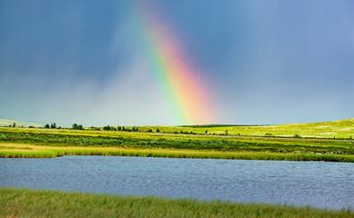Rainbow w Skandynawii