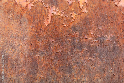 Fototapety, obrazy: Rusty Old Metal Texture
