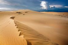 Desert Sand Dunes, Mui Ne, Bì...