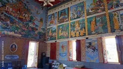 Poster Imagination plai laem temple complex on koh samui